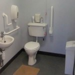 Typical Toilet